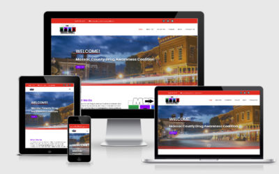 Welcome to our new and improved website!